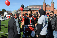 Wesleyan Football vs. Trinity 11/12/2016