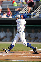July 6th 2008:  Bryan Kervin of the Auburn Doubledays, Class-A affiliate of the Toronto Blue Jays, during a game at Falcon Park in Auburn, NY.  Photo by:  Mike Janes/Four Seam Images