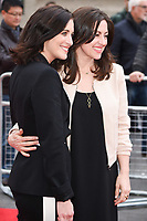 Vicky McLure and Jo Hartley<br /> at the &quot;Jawbone&quot; premiere held at the bfi, South Bank, London. <br /> <br /> <br /> &copy;Ash Knotek  D3263  08/05/2017