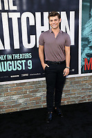 """LOS ANGELES - AUG 5:  Garrett Clayton at the """"The Kitchen"""" Premiere at the TCL Chinese Theater IMAX on August 5, 2019 in Los Angeles, CA"""