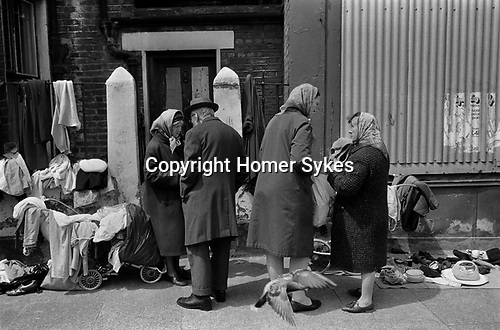 Whitechapel, London. 1972<br />