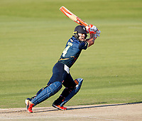 Heino Kuhn bats for Kent during the Vitality Blast T20 game between Kent Spitfires and Essex Eagles at the St Lawrence Ground, Canterbury, on Thu Aug 2, 2018