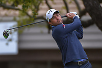 Kevin Kisner (USA) watches his tee shot on 1 during day 5 of the WGC Dell Match Play, at the Austin Country Club, Austin, Texas, USA. 3/31/2019.<br /> Picture: Golffile | Ken Murray<br /> <br /> <br /> All photo usage must carry mandatory copyright credit (&copy; Golffile | Ken Murray)