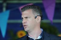 KAATSEN: DRONRIJP: 07-06-2015, De Eise Eisingapartij, Voorzitter Jan Willem van Beem,<br /> &copy;foto Martin de Jong
