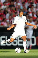 Raphael Varane - 27.07.2012 - Benfica / Real Madrid - Coupe Eusebio ..Photo : Carlos Rodrigues / Icon Sport....