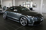 Audi TT RS at Western Motors...Photo NEWSFILE/Jenny Matthews.(Photo credit should read Jenny Matthews/NEWSFILE)....This Picture has been sent you under the condtions enclosed by:.Newsfile Ltd..The Studio,.Millmount Abbey,.Drogheda,.Co Meath..Ireland..Tel: +353(0)41-9871240.Fax: +353(0)41-9871260.GSM: +353(0)86-2500958.email: pictures@newsfile.ie.www.newsfile.ie.FTP: 193.120.102.198.