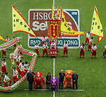 Open Ceremony during the Cathay Pacific / HSBC Hong Kong Sevens at the Hong Kong Stadium on 28 March 2014 in Hong Kong, China. Photo by Andy Jones / Power Sport Images