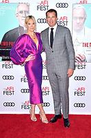 Mollie King mit Ehemann Scott Stuber beim Gala Screening des Kinofilms 'The Two Popes / Die zwei Päpste' auf dem AFI Fest 2019 im TCL Chinese Theatre. Los Angeles, 18.11.2019