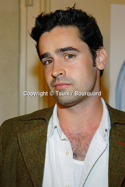 Jesse Bradford arriving at the Eulogy Premiere at the Mann festival Theatre in Los Angeles. October 13, 2004.