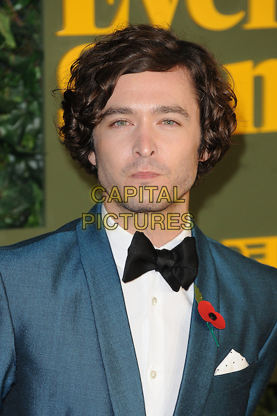 LONDON, ENGLAND - NOVEMBER 13: Alex Vlahos attends The London Evening Standard Theatre Awards at The Old Vic Theatre on November 13, 2016 in London, England.<br /> CAP/BEL<br /> &copy;BEL/Capital Pictures
