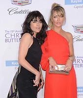 11 June 2016 - Los Angeles. Selma Blair, Rebecca Gayheart-Dane. Arrivals for the 15th Annual Chrysalis Butterfly Ball held at a Private Mandeville Canyon Residence. Photo Credit: Birdie Thompson/AdMedia