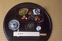 "Asie/Japon/Tokyo: Cuisine ""Kaseiki"" préparée par Monsieur Kumatasaki"