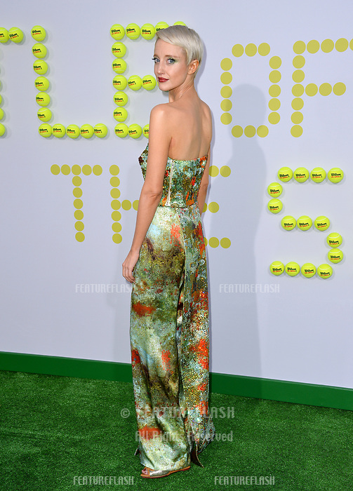 Andrea Riseborough at the premiere for &quot;Battle of the Sexes&quot; at the Regency Village Theatre, Westwood, Los Angeles, USA 16 September  2017<br /> Picture: Paul Smith/Featureflash/SilverHub 0208 004 5359 sales@silverhubmedia.com