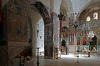 Israel,Jerusalem,St. Cross Monastery,Greek Orthodox Patriarchate,iconostasis