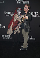 BUENA PARK, CA - SEPTEMBER 29: Seth Green, at Knott's Scary Farm & Instagram's Celebrity Night at Knott's Berry Farm in Buena Park, California on September 29, 2017. Credit: Faye Sadou/MediaPunch
