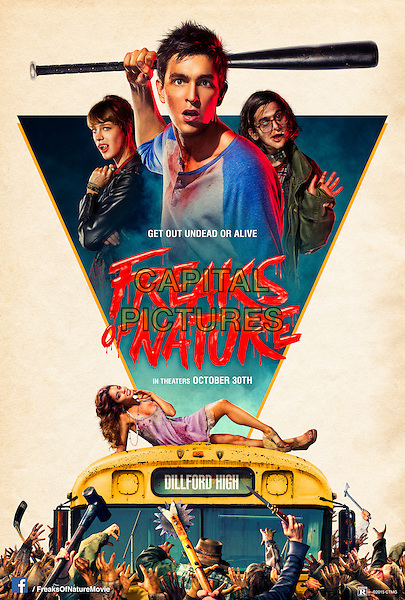 Freaks of Nature (2015) <br /> POSTER ART<br /> *Filmstill - Editorial Use Only*<br /> CAP/FB<br /> Image supplied by Capital Pictures