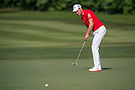 Danny Willett of England putts on the green during the 58th UBS Hong Kong Golf Open as part of the European Tour on 11 December 2016, at the Hong Kong Golf Club, Fanling, Hong Kong, China. Photo by Marcio Rodrigo Machado / Power Sport Images
