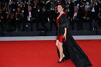 "VENICE, ITALY - SEPTEMBER 04: Gong Li walks the red carpet ahead of the ""Lan Xin Da Ju Yuan"" (Saturday Fiction) screening during the 76th Venice Film Festival at Sala Grande on September 04, 2019 in Venice, Italy. (Photo by Ernesto Ruscio/Insidefoto)<br /> Venezia 04/09/2019"
