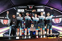 Picture by Alex Whitehead/SWpix.com - 11/05/2017 - Cycling - Tour Series Round 2 - Stoke on Trent<br />