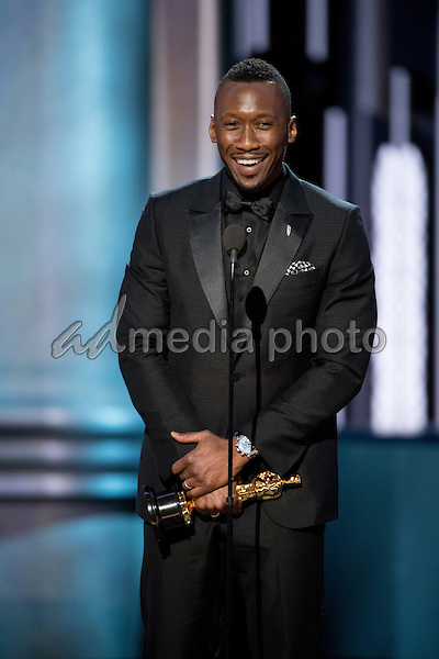 26 February 2017 - Hollywood, California - Mahershala Ali. 89th Annual Academy Awards presented by the Academy of Motion Picture Arts and Sciences held at Hollywood & Highland Center. Photo Credit: AMPAS/AdMedia