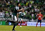 Deportivo Cali venció 3-2 a Independiente Medellín. Fecha 4 Liga Águila II-2018.