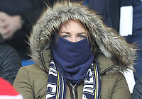 Preston North End's Fans anticipate the kick-off<br /> <br /> Photographer Mick Walker/CameraSport<br /> <br /> The EFL Sky Bet Championship - Sheffield Wednesday v Preston North End - Saturday 22nd December 2018 - Hillsborough - Sheffield<br /> <br /> World Copyright &copy; 2018 CameraSport. All rights reserved. 43 Linden Ave. Countesthorpe. Leicester. England. LE8 5PG - Tel: +44 (0) 116 277 4147 - admin@camerasport.com - www.camerasport.com