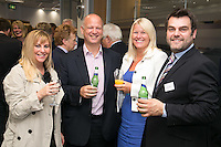 The FHP Living crew from left are Jules Hunt, Ian Marriott, Alison Belfield and Steve Parker..