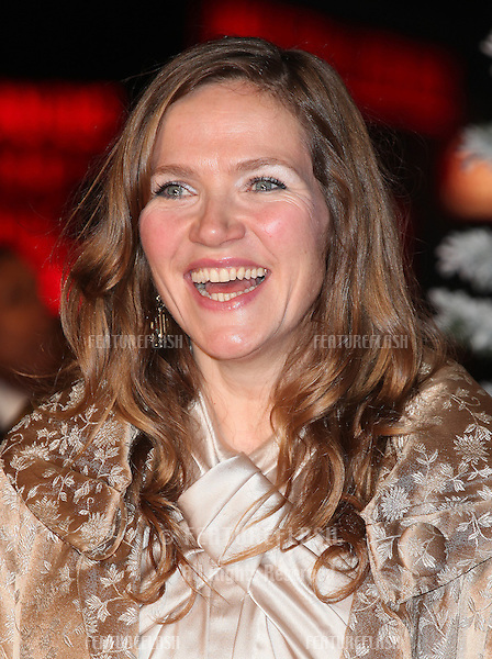 Jessica Hynes arriving for the Nativity 2: Danger In The Manger Premiere, at Empire Leicester Square, London. 13/11/2012 Picture by: Alexandra Glen / Featureflash