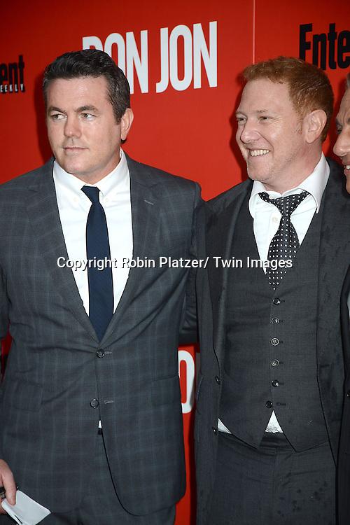 "Ryan Cavanaugh attends the ""Don Jon"" New York Movie Premiere on September 12, 2013 at the SVA Theatre in New York City."