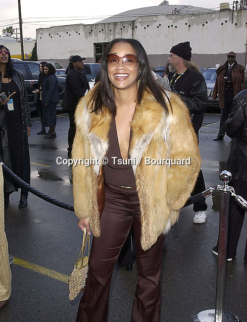 Soul Train Music Awards 2001 was at the Shrine Auditorium in Los Angeles   2/28/2001<br />           -            SimpsonArnelle03.jpg
