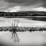 Loch Tulla, Highlands, Scotland, UK