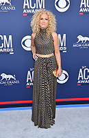 LAS VEGAS, CA - APRIL 07: Kimberly Schlapman of Little Big Town attends the 54th Academy Of Country Music Awards at MGM Grand Hotel &amp; Casino on April 07, 2019 in Las Vegas, Nevada.<br /> CAP/ROT/TM<br /> &copy;TM/ROT/Capital Pictures