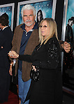 "LOS ANGELES, CA. - June 17: Barbara Streisand and James Brolin arrive at the ""Jonah Hex"" Los Angeles Premiere at ArcLight Cinemas Cinerama Dome on June 17, 2010 in Hollywood, California."