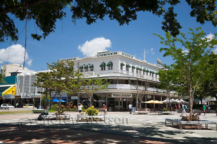 Cairns City Place.  Cairns, Queensland, Australia