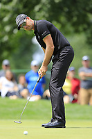 Henrik Stenson (SWE) putts on the 2nd green during Sunday's Final Round of the WGC Bridgestone Invitational 2017 held at Firestone Country Club, Akron, USA. 6th August 2017.<br /> Picture: Eoin Clarke | Golffile<br /> <br /> <br /> All photos usage must carry mandatory copyright credit (&copy; Golffile | Eoin Clarke)