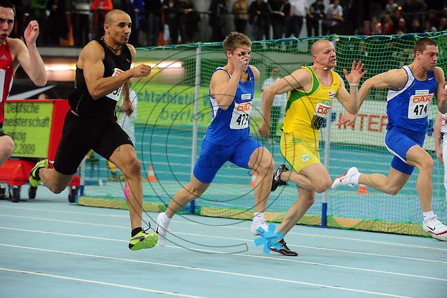 Leichtathletik - DHM 2009 Deutsche Hallenmeisterschaften - ARENA Leipzig - Track and Field - im Bild: XXXXXXXXXXXXX.Foto: Norman Rembarz..Norman Rembarz, Holbeinstr. 14, 04229 Leipzig, Hypo-Vereinsbank, BLZ: 86020086, Kto: 357889472, Ust. ID.: DE 256991963 St. Nr.: 231/261/06432 !!!!!!  Honorar zuzüglich 7 % Mwst !!!!!!!!