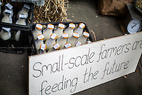 "17.04.2014 - ""Feeding the Future"" - Demo at DEFRA"
