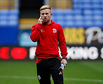 Mark Duffy of Sheffield Utd during the Championship match at the Macron Stadium, Bolton. Picture date 12th September 2017. Picture credit should read: Simon Bellis/Sportimage