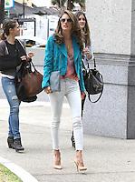 Alessandra Ambrosio in style in Calabasas - Los Angeles