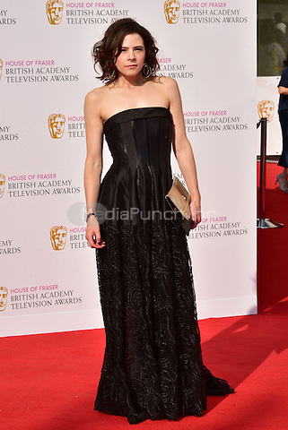 LONDON, ENGLAND - MAY 08: Elaine Cassidy at he British Academy (BAFTA) Television Awards 2016, Royal Festival Hall, Belvedere Road, London, England, UK, on Sunday 08 May 2016.<br /> CAP/JOR<br /> &copy;JOR/Capital Pictures /MediaPunch ***NORTH AMERICA AND SOUTH AMERICA ONLY***