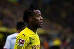10.02.2018, Signal Iduna Park, Dortmund, GER, 1.FBL, Borussia Dortmund vs Hamburger SV, <br /> <br /> im Bild | picture shows:<br /> Michy Batshuayi (Borussia Dortmund #44), <br /> <br /> <br /> Foto &copy; nordphoto / Rauch