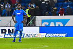 01.12.2018, wirsol Rhein-Neckar-Arena, Sinsheim, GER, 1 FBL, TSG 1899 Hoffenheim vs FC Schalke 04, <br /> <br /> DFL REGULATIONS PROHIBIT ANY USE OF PHOTOGRAPHS AS IMAGE SEQUENCES AND/OR QUASI-VIDEO.<br /> <br /> im Bild: Frust bei Kasim Adams (TSG Hoffenheim #15)<br /> <br /> Foto &copy; nordphoto / Fabisch