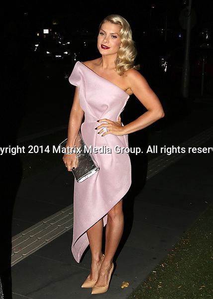 27 APRIL 2014 SYDNEY AUSTRALIA<br /> <br /> NON EXCLUSIVE PICTURES - PREMIUM RATES APPLY<br /> <br /> 56TH ANNUAL TV WEEK LOGIE AWARDS 2014<br /> <br /> Danni Minogue &amp; Natalie Bassingthwaighte arrive on the red carpet.<br /> <br /> *No web/digital use without clearance*<br /> MUST CALL PRIOR TO USE .<br /> +61 2 9211-1088<br /> Matrix Media Group<br /> Note: All editorial images subject to the following: For editorial use only. Additional clearance required for commercial, wireless, internet or promotional use.Images may not be altered or modified. Matrix Media Group makes no representations or warranties regarding names, trademarks or logos appearing in the images.