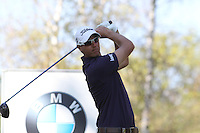 Nicolas Colsaerts (BEL) during day 3 of the BMW Italian Open presented by CartaSi, at Royal Park I Roveri,Turin,Italy..Picture: Fran Caffrey/www.golffile.ie.
