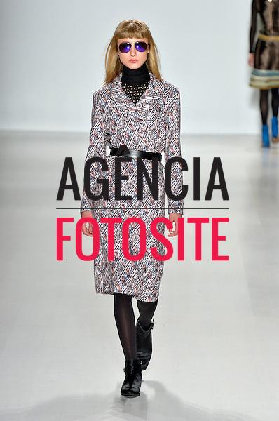 Nova Iorque, EUA &ndash; 02/2014 - Desfile de Custo Barcelona durante a Semana de moda de Nova Iorque - Inverno 2014.&nbsp;<br /> Foto: FOTOSITE