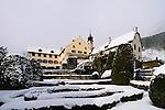 Restauration und Renovation von Schloss Bodmar in Malans, St. Gallen, Schweiz. Photo: Paul Trummer/Mauren - FL