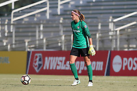 Cary, North Carolina  - Saturday August 19, 2017: Stephanie Labbe during a regular season National Women's Soccer League (NWSL) match between the North Carolina Courage and the Washington Spirit at Sahlen's Stadium at WakeMed Soccer Park. North Carolina won the game 2-0.