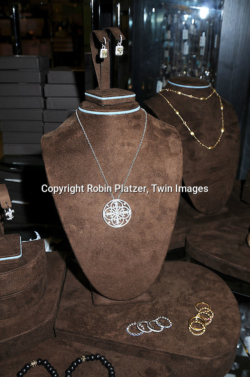 Kristian Alfonso's Jewelry ..selling her jewelry line called Hope, Faith and Miracles at Bloomingdales in New York City on November 29, 2008. ....Robin Platzer, Twin Images