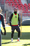 09 December 2016: Toronto's Michael Bradley. Toronto FC held a training session one day before playing in MLS Cup 2016 at BMO Field in Toronto, Ontario in Canada.
