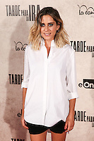 "Maria Leon during the premiere of the film ""Tarde para la Ira"" in Madrid. September 08, 2016. (ALTERPHOTOS/Rodrigo Jimenez) /NORTEPHOTO.COM"